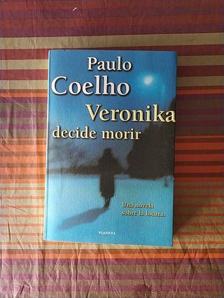 """Paulo Coelho """"Verónica decide morir"""""""