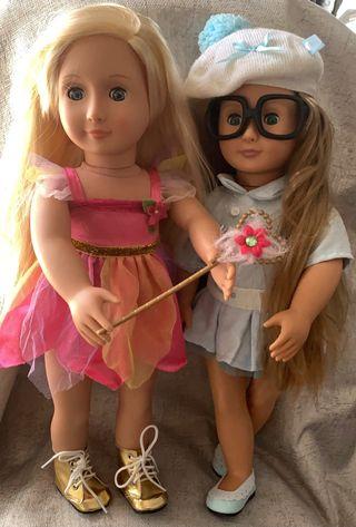 Muñecas americal girls