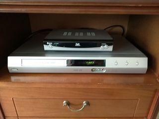 DVD grabador analógico LG RH266 + TDT