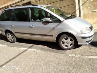 SEAT Alhambra 2003