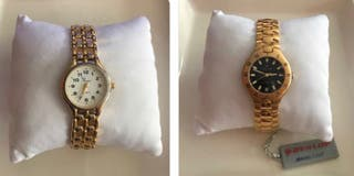 Reloj pulsera LOTE 2 - DUNLOP e IVES RENOID