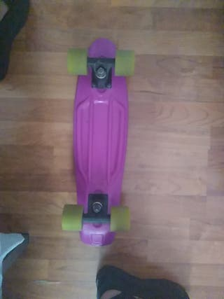 Mini Longboard Cruiser