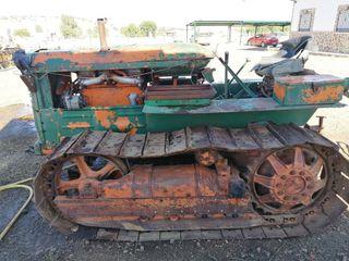 tractor de cadenas Fiat 50 norma