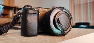 Cuerpo Cámara Sony NEX-6 y varios accesorios