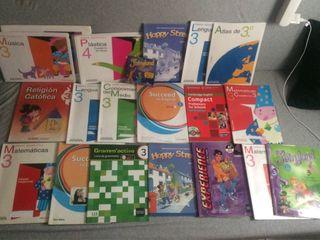 Lote de libros primaría Segundo ciclo