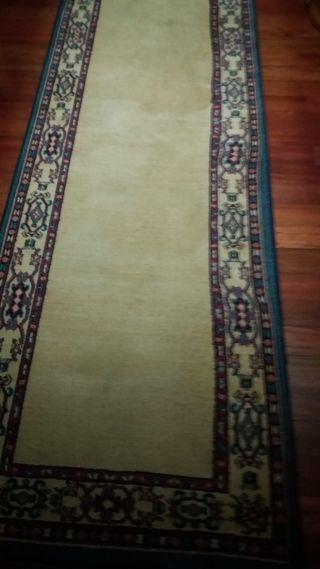alfombra pasillera