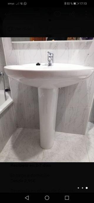 Lavabo de baño Roca