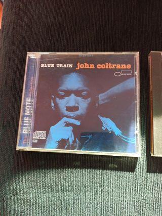 2 cds jazz y blues
