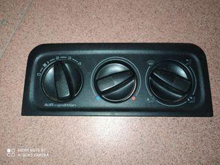 Frontal y ruletas aire acondicionado Golf Mk3