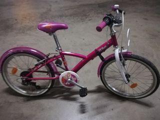 Bicicleta Decathlon 20 pulgadas REGALO casco