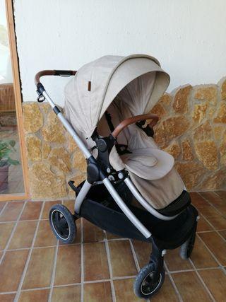 Carro tres piezas Bebé confort