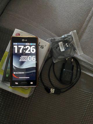 Smartphone LG Optimus L5 II