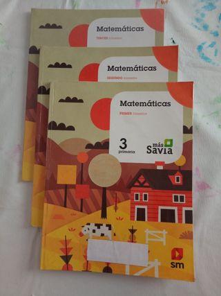 Matemáticas 3 primaria 9788491076735
