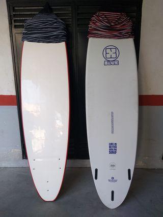 Tablas de surf y complementos
