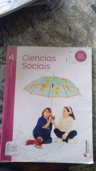 libro ciencias sociales 4 primaria