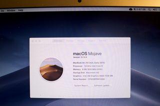 Macbook Air 13'' Early 2015