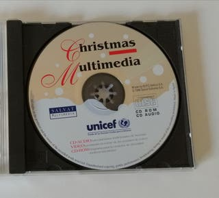 CD música Christmas Multimedia Unicef