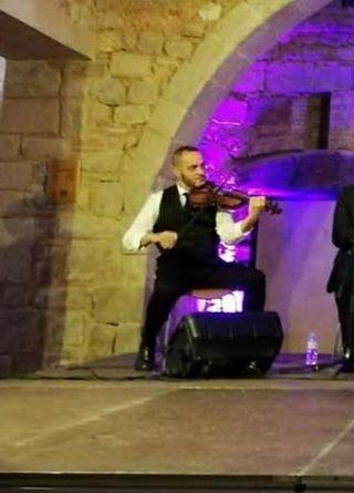 Clases de violín.