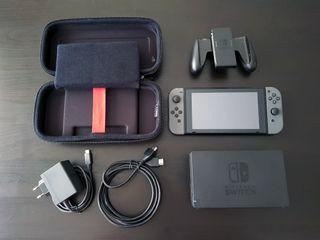Consola Switch en Garantia Jul 2020 Gris Nintendo
