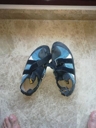 Tenaya escalada zapatillas