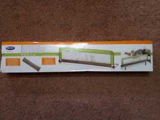 Barrera de cama, 150 cm