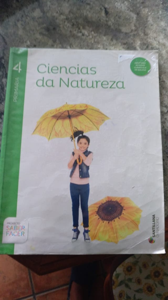 libro de ciencias naturales de cuarto de primaria