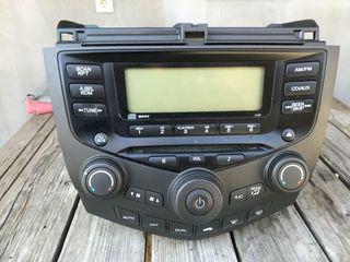 radio honda accord