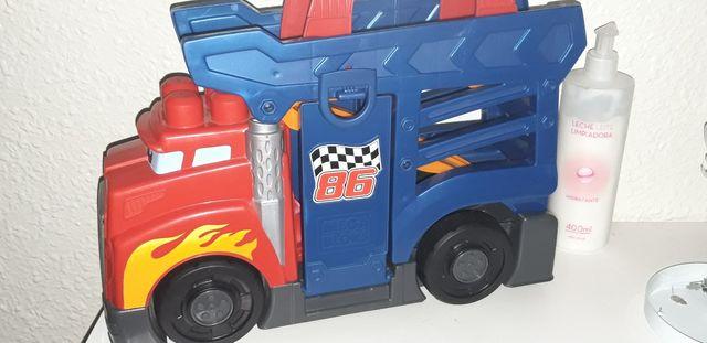 Camiones de juguetes