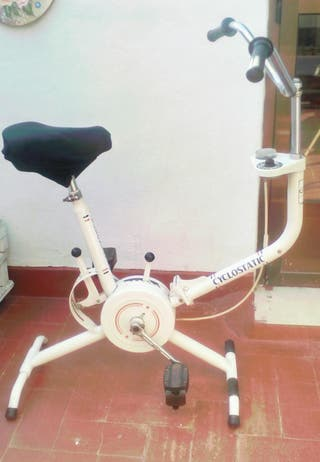 Bicicleta fija para Fitness