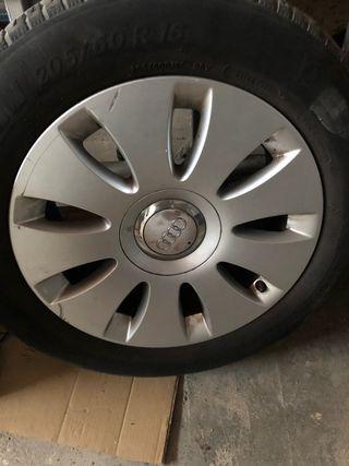 Llantas r16 Audi originales