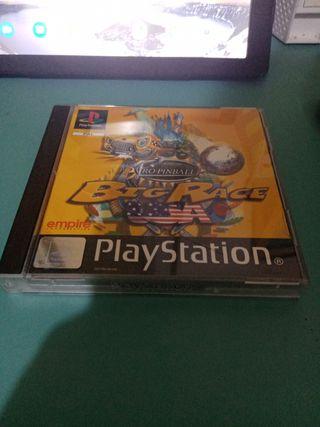 Pro pinball PlayStation
