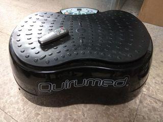 Quirumed Plataforma vibratoria oscilante