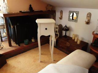 Mueble alto Auxiliar restaurado.
