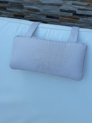 Almohadas para tumbonas. Muy cómodas. 2 unidades.