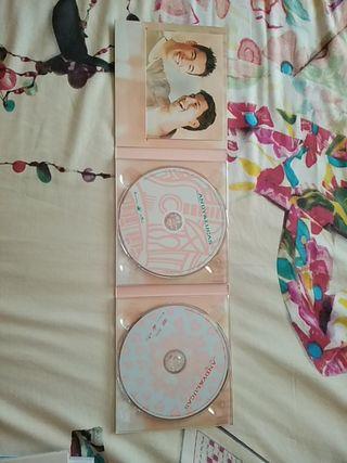 CD+DVD Andy & Lucas