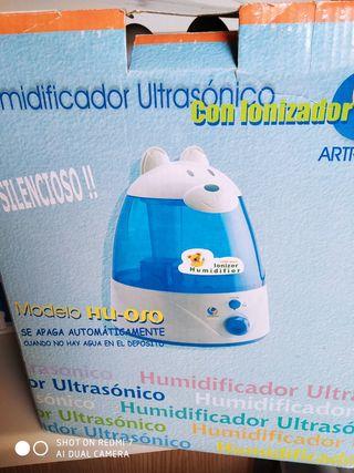 Humificador ultrasonido