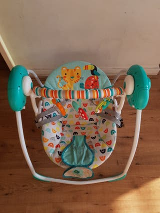Electronic Swing for Infants