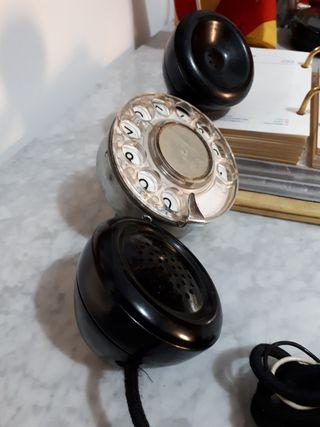 Telefono baquelita celador Telefónica