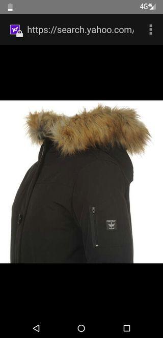 firetrap bomber coat