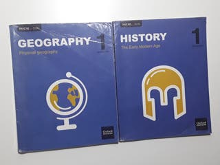 Geografia e Historia primero de la ESO Sección