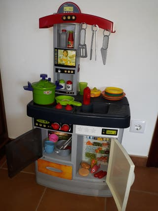 Cocina + Tocador + Registradora