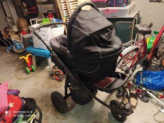 Poussette bébé QUINNY + Siège auto MAXI COSI