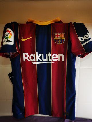 Camiseta MATCH Barça Messi 10