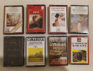 Cassettes M. Clásica