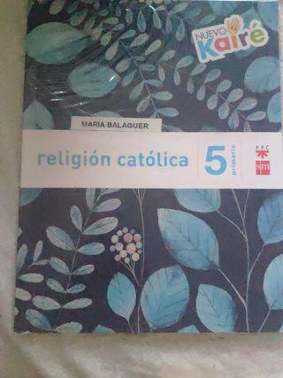 religión 5 primaria editorial kaire