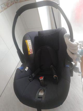 Carrito de bebé 2 piezas Hauck Rapid 4 Plus