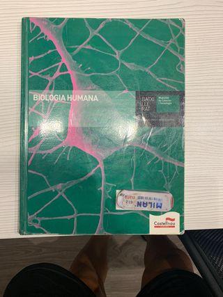 Libro biologia humana