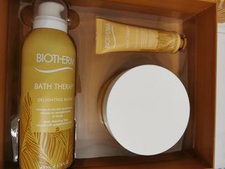 Pack biotherm esencia pomelo y salvia precintado