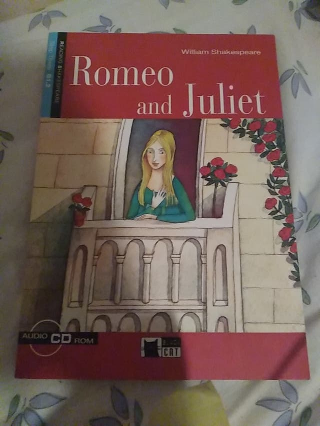 libro romeo and juliet