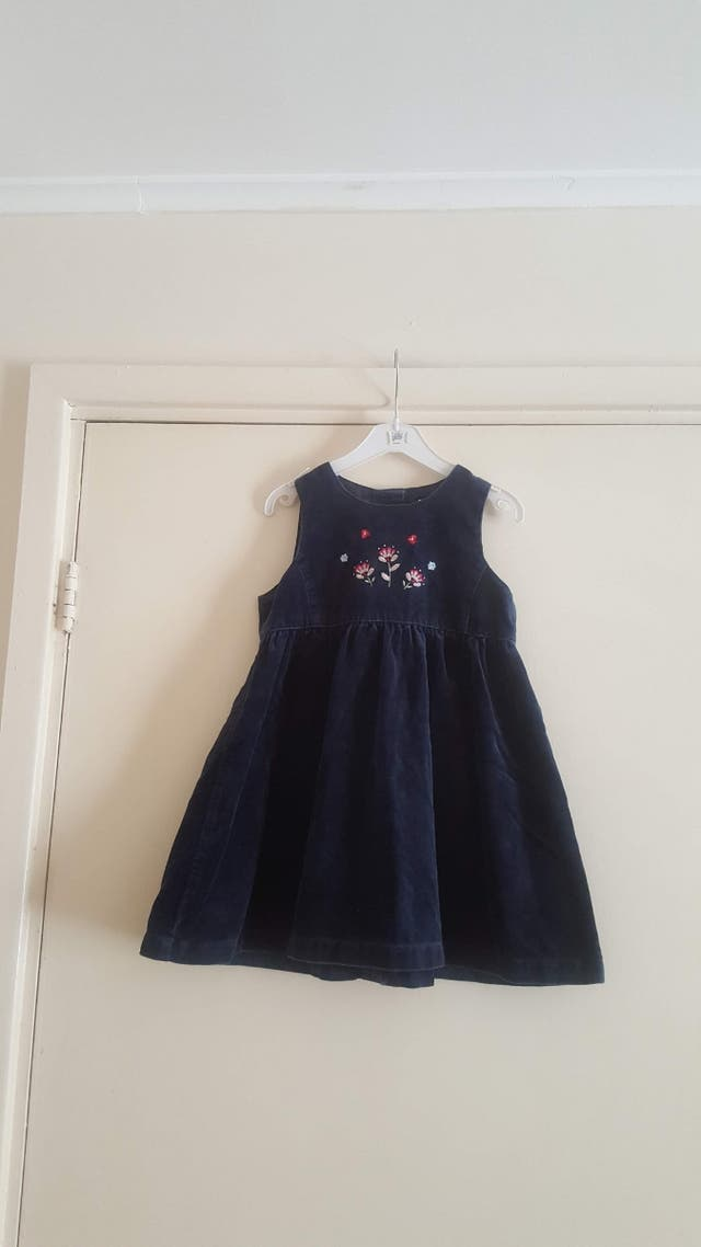 Next vintage girl dress